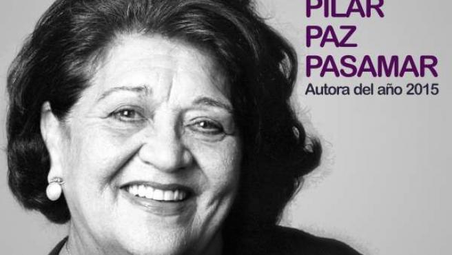 Pilar Paz Pasamar día del libro andalucía 2015