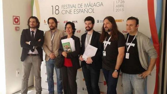 Proyectos presentación festival productores cine