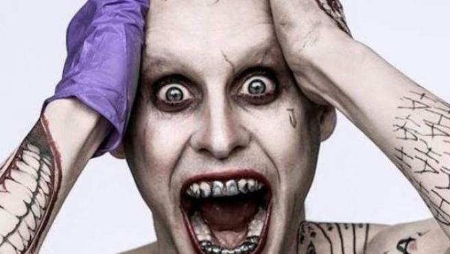 Primera imagen de Jared Leto como Joker, uno de los supervillanos de 'Suicide Squad'