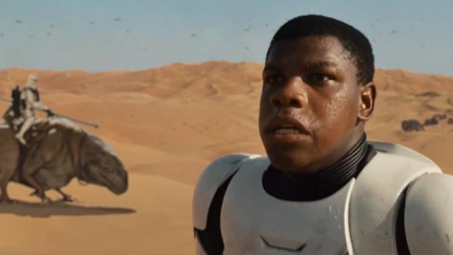 Fotos: John Boyega, de incógnito en la Star Wars Celebration