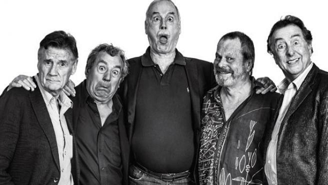 La reunión de Monty Python en el Festival de Tribeca