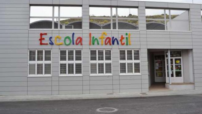 Escola Infaltil 'La Ruella' de Mequinenza.