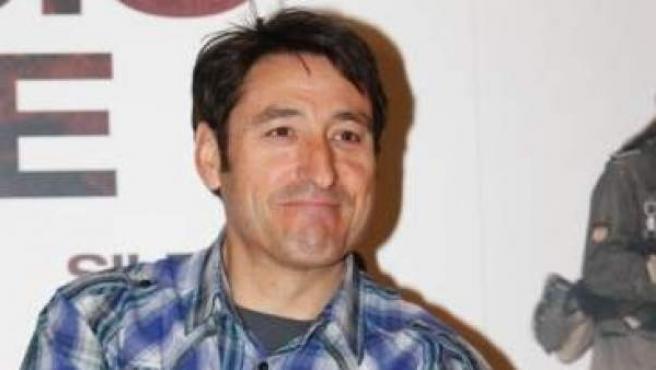 Carmelo Gómez.