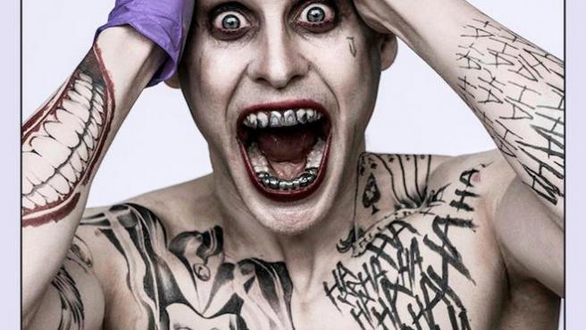 Reacciones al Joker de Jared Leto