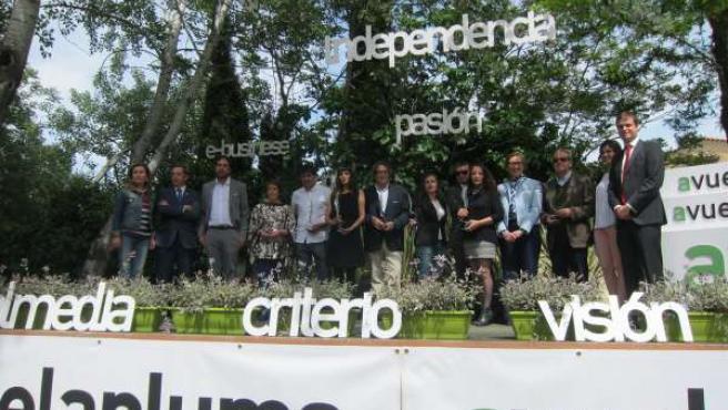 Gala de los VIII Premios Avuelapluma