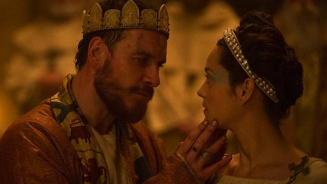 'Macbeth': Nuevas imágenes de Michael Fassbender y Marion Cotillard