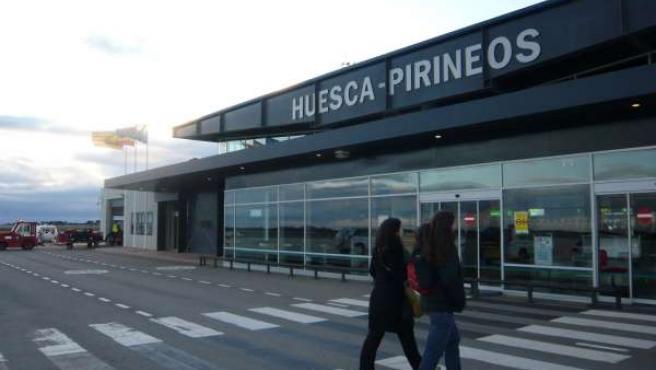 Aeropuerto De Huesca