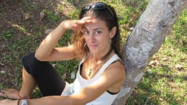 Roser Palau, la primera española fallecida en el seísmo de Nepal.