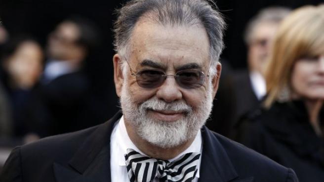 El director de cine Francis Ford Coppola.
