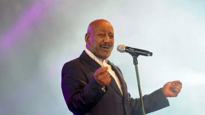 Errol Brown, en una actuación de 2011.