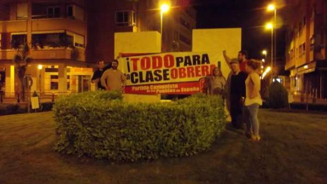Inicio de campaña del PCPE