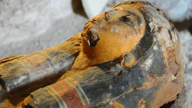 Momia egipcia