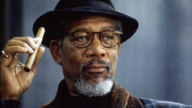 Morgan Freeman defiende su consumo de marihuana
