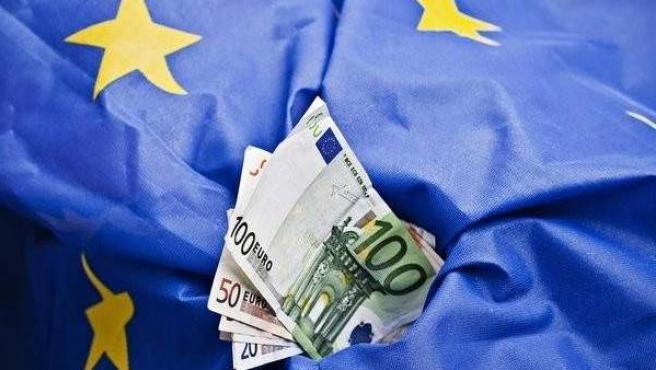 Economía en la zona euro.