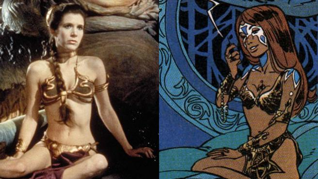 'Valerian': El cómic que inspiró 'Star Wars'