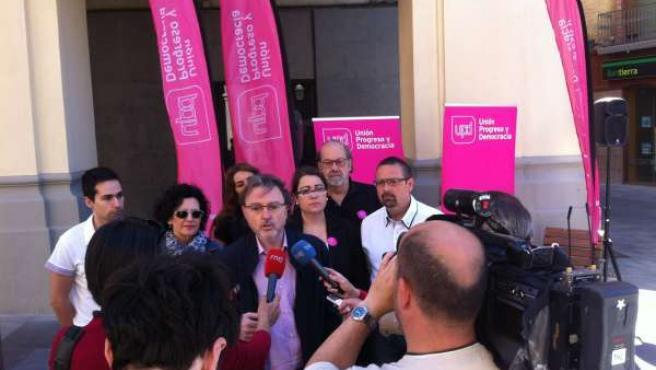UPyD apuesta por eliminar las comarcas como ente administrativo