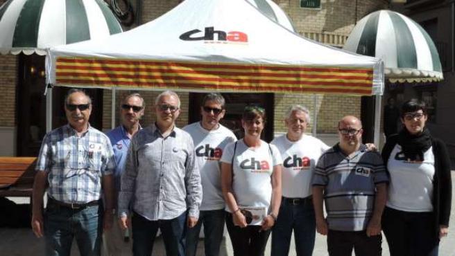 Candidatura de CHA-Huesca