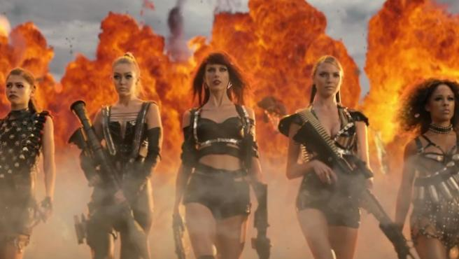 'Bad Blood': Taylor Swift es la mayor superheroína de Joseph Kahn
