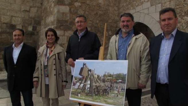 Blasco ha presentado su propuesta de un nuevo parque temático