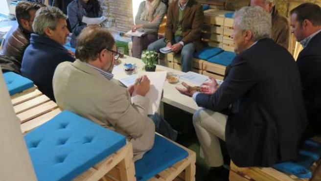 Reunión PP con ONGs