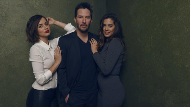 'Knock Knock': Nuevo tráiler con Keanu Reeves