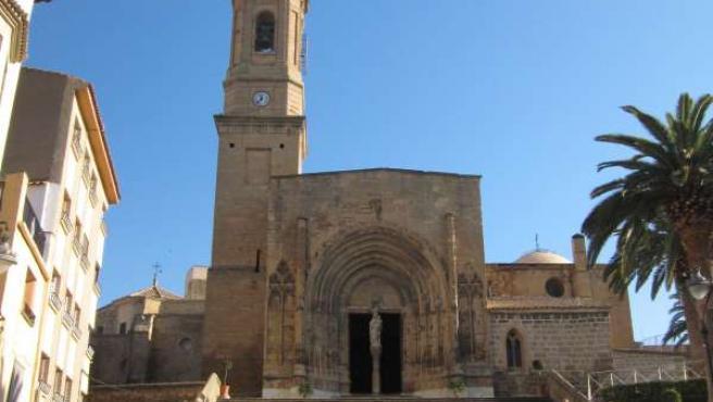 Colegiata Santa María la Mayor de Caspe
