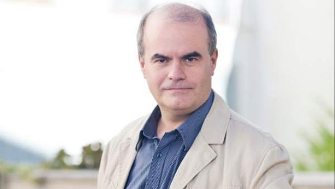 Carlos Martínez Gorriarán, miembro de la directiva de Unión, Progreso y Democracia.