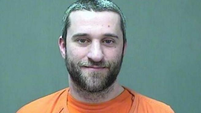 El actor Dustin Diamond, detenido en Wisconsin.