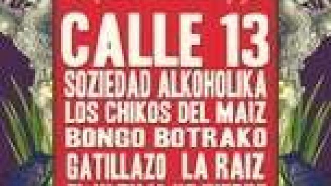 Cartel de Granirock 2015