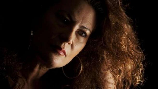 La cantaora malagueña Antonia Contreras