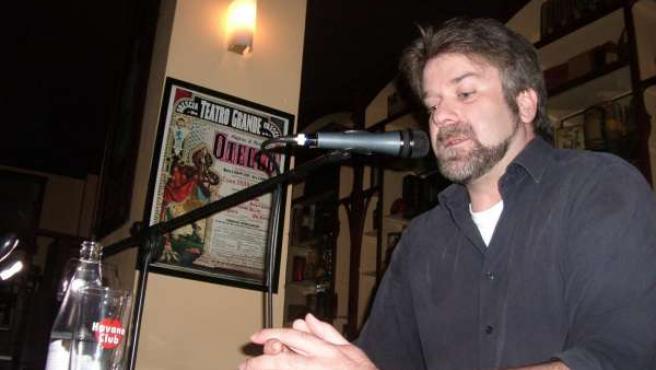 El poeta Vicente Velasco