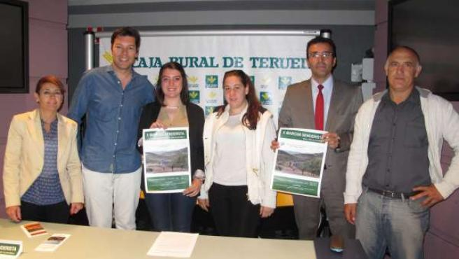 Presentación de la Marcha Senderista 'Bajo Río Alfambra'