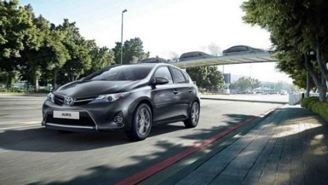 Nuevo Toyota Auris 2015