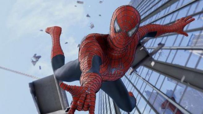Imagen de Spiderman.