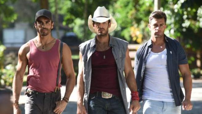 Los hermanos Gallardo, protagonistas de 'Tierra de Reyes'.