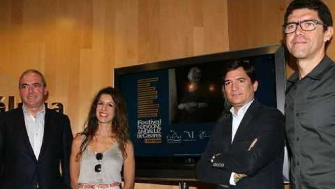 Casares festival cine andaluz homenaje josé val del omar granada