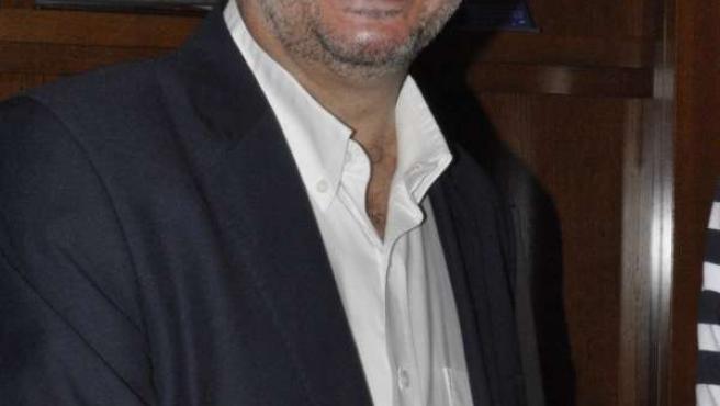 Javier Lambán, secretario general del PSOE Aragón