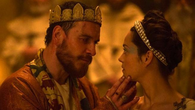 Tráiler de 'Macbeth', con Michael Fassbender y Marion Cotillard