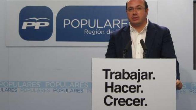Pedro Antonio Sánchez (PP)