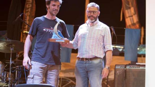 Entrega de premios del Festival de Cine del Aire