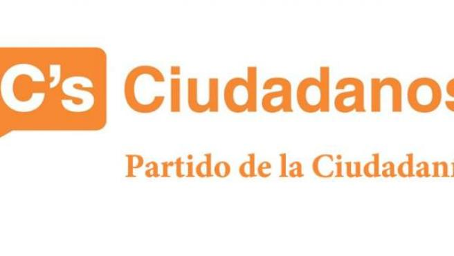 Logotipo del partido político español Ciudadanos.