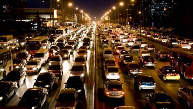 Los atascos se están incrementando en muchas de las principales ciudades del mundo.