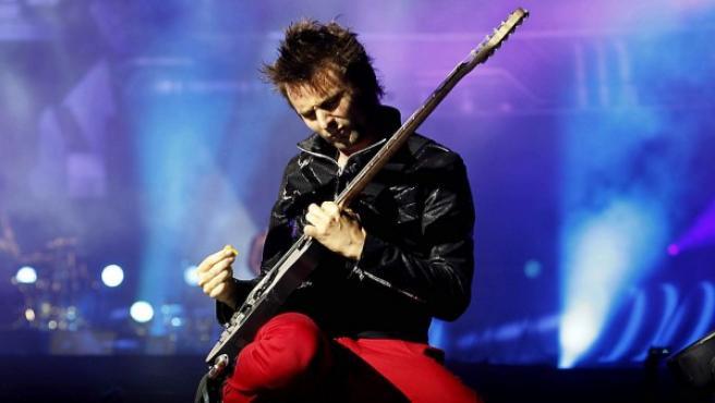 Concierto de Muse en Barcelona.