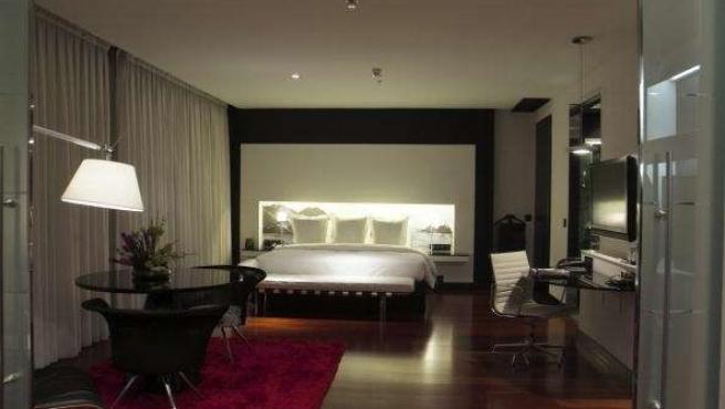 Habitación de hotel