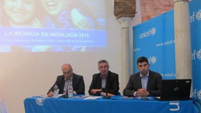 Presentación del informe sobre infancia de Unicef Comité Andalucía