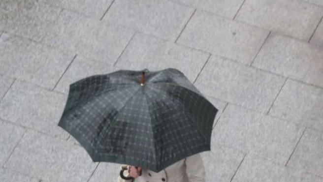 Las tormentas harán aparición en varios lugares de Aragón