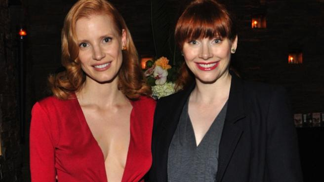 Vídeo del día: Bryce Dallas Howard NO es Jessica Chastain