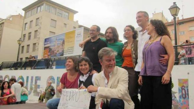 Grupo municipal de Zaragoza en Común
