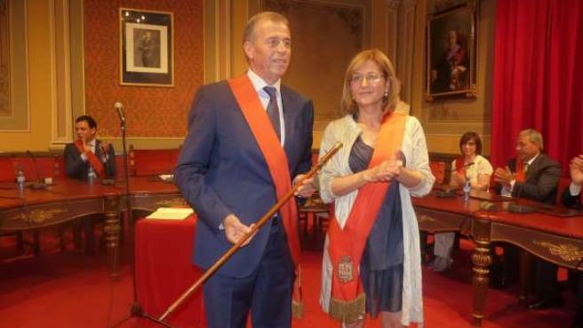 Antonio Cosculluela (PSOE), alcalde de Barbastro