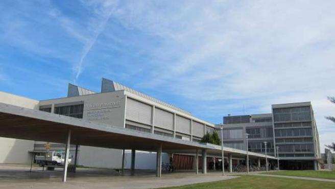 Edificio Betancourt de la Universidad de Zaragoza
